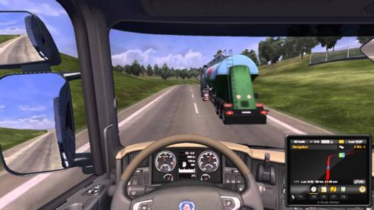 jeux de camion livraison