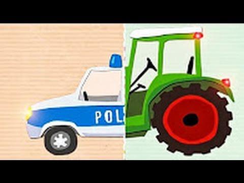 jeux de camion police