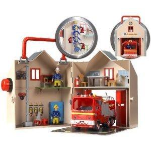 jeux de caserne de pompier