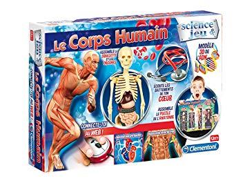 jeux de corps humain