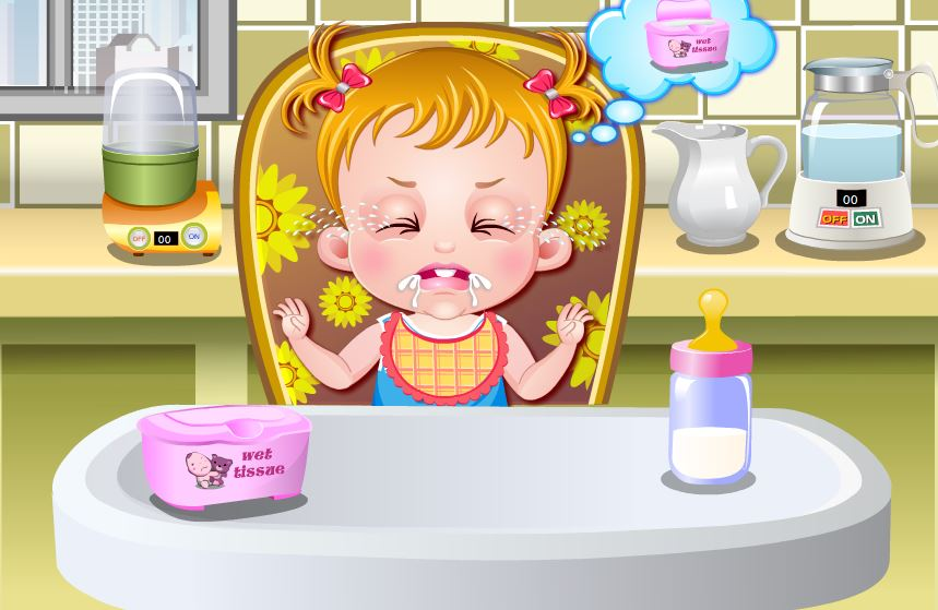 jeux de de bébé