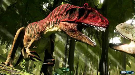 jeux de dinosor