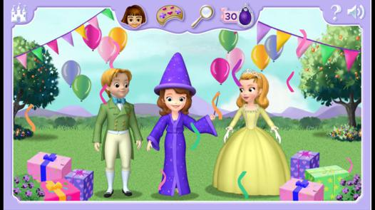 jeux de disney junior princesse sofia