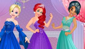 jeux de fille princesse disney