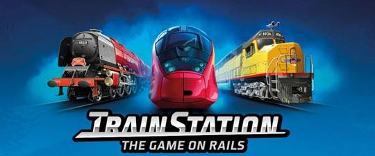 jeux de gare de train