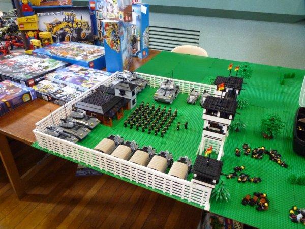 jeux de guerre en lego