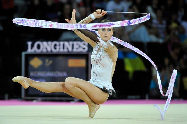 jeux de gymnastique rythmique