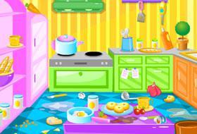jeux de laver la maison