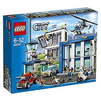 jeux de lego city de police