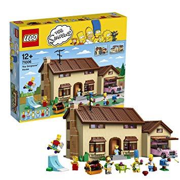 jeux de lego simpson