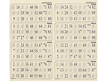 jeux de loto quine