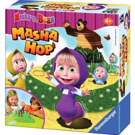 jeux de masha et michka