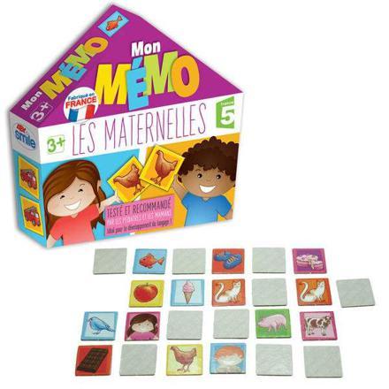 jeux de mémo