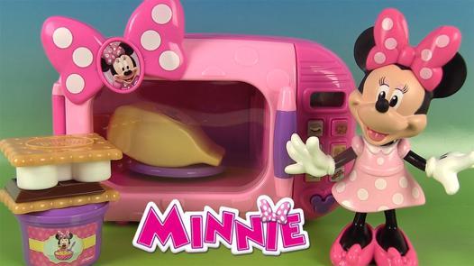 jeux de minnie mouse