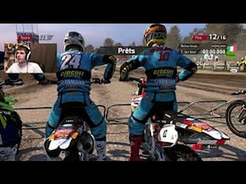 jeux de moto crose