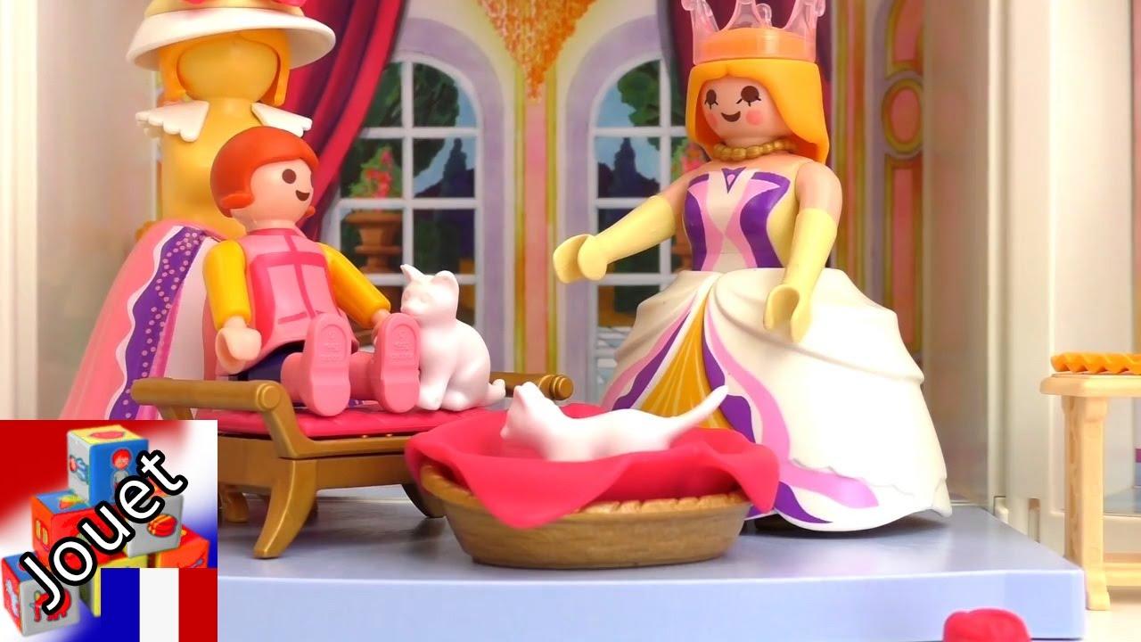 jeux de playmobil princesse