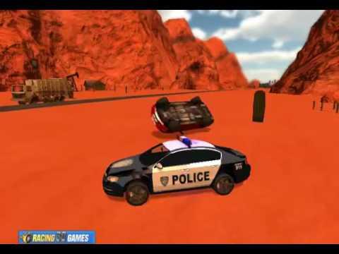 jeux de police de voiture