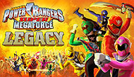 jeux de powers rangers