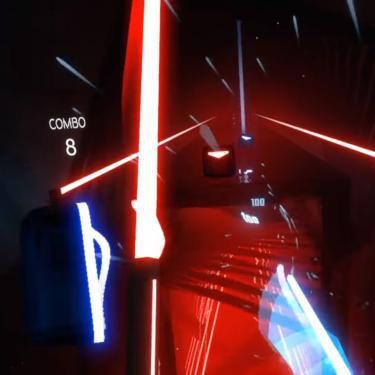 jeux de sabre laser