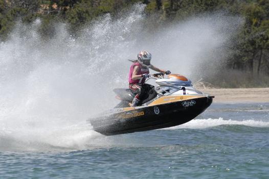 jeux de scooter de mer