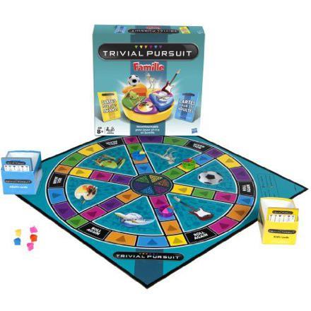 jeux de société trivial pursuit