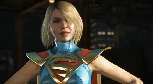 jeux de super girl