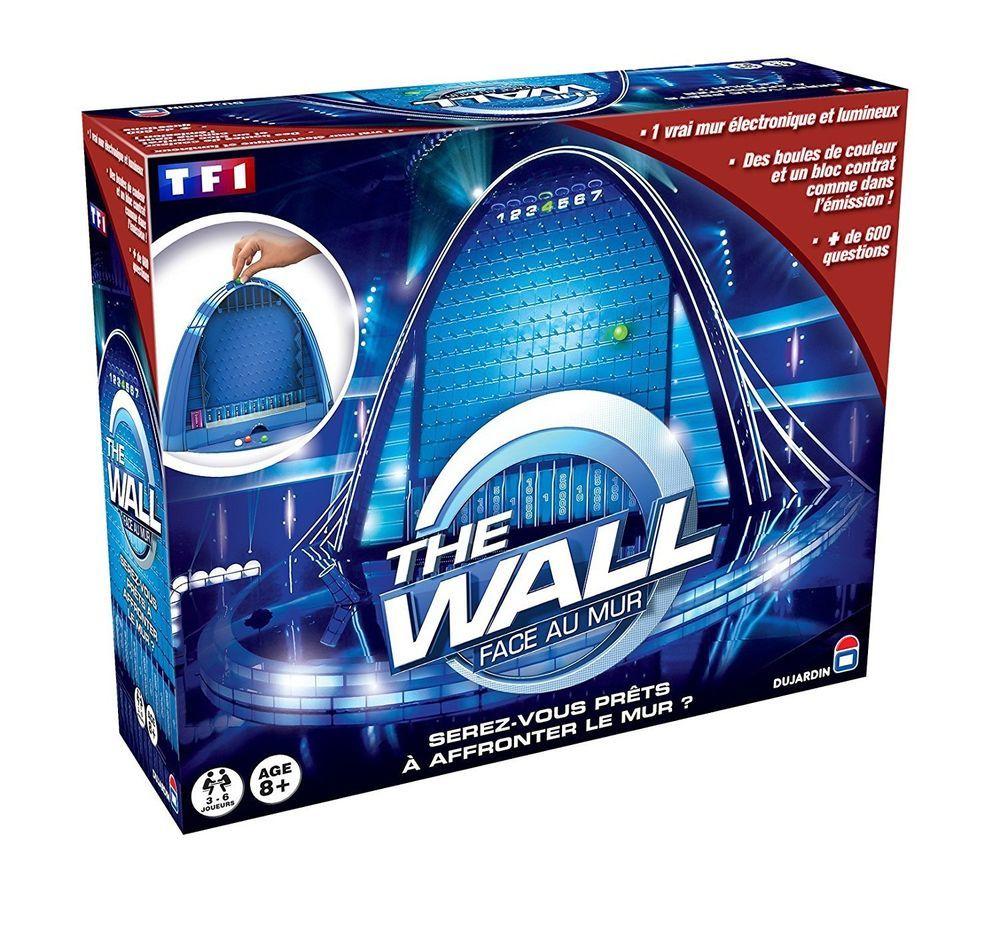 jeux de the wall face au mur