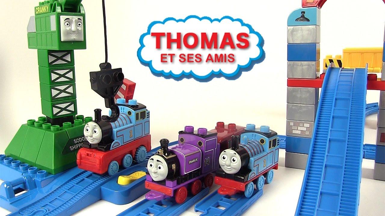 jeux de train thomas et ses amis