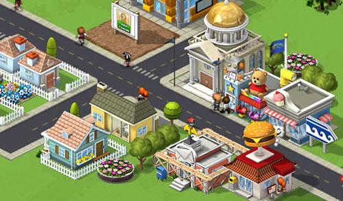 jeux de ville a construire