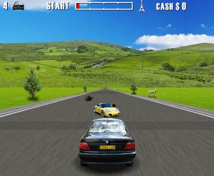 jeux de voiture de bmw