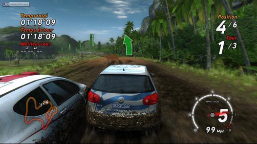 jeux de voiture de rally