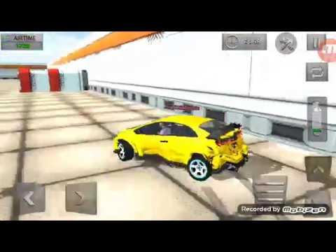 jeux de voiture extrême