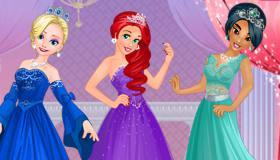 jeux des princesse disney