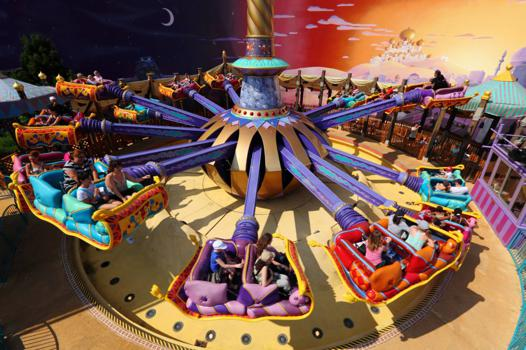 jeux disneyland paris