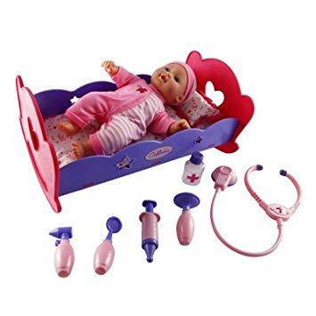 jeux docteur bebe
