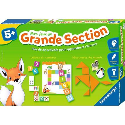 jeux educatif grande section cp