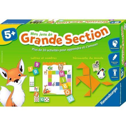 jeux educatif gs
