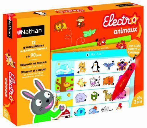 jeux electro nathan