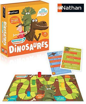 jeux enfant dinosaure
