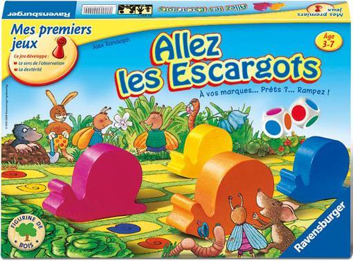 jeux l escargot