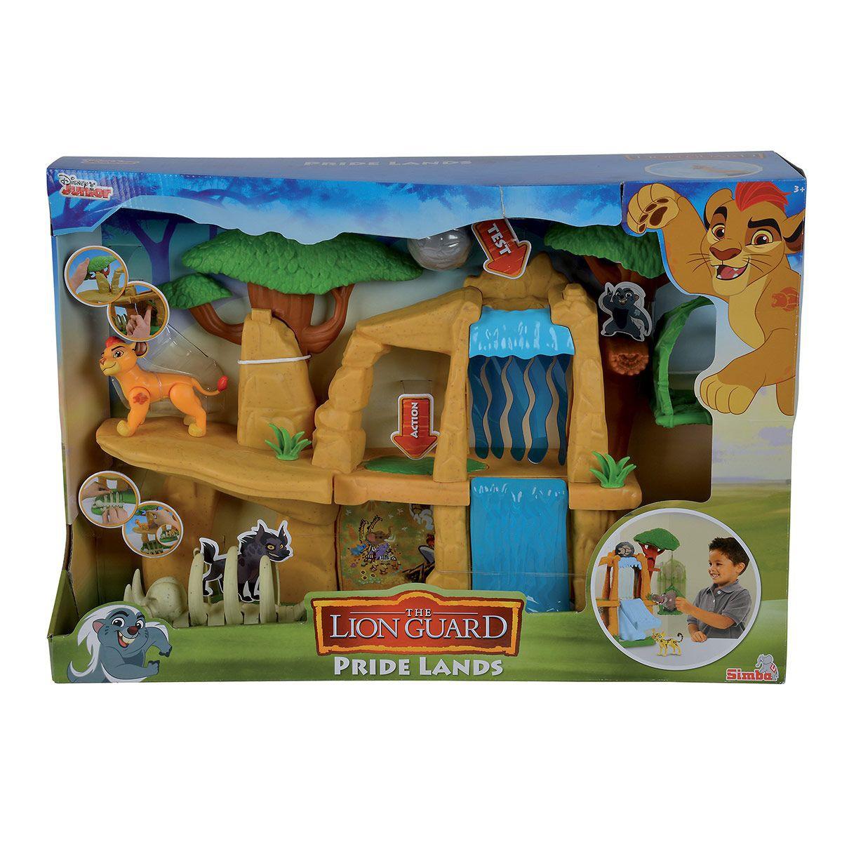 jeux la garde du roi lion