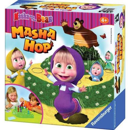 jeux masha et michka gratuit