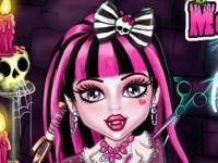 jeux monster high maquillage