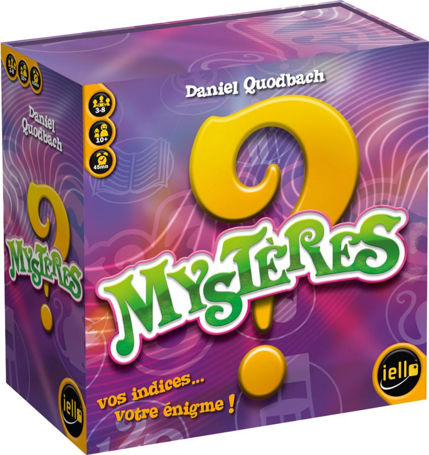 jeux mystere