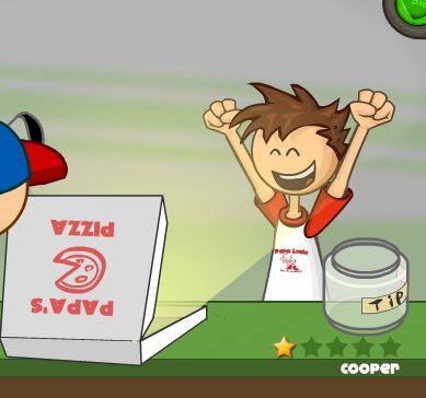 jeux pizzeria