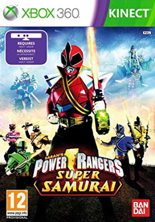jeux power rangers super samurai