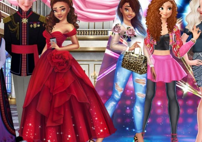 jeux princesse gratuit