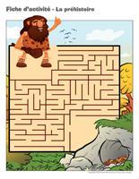 jeux sur la prehistoire