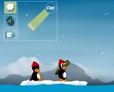 jeux tir pingouin