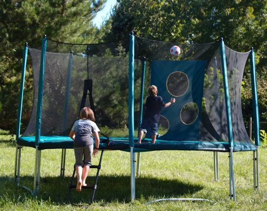 jeux trampoline